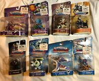 Lot of 8 Skylanders SuperChargers In DAMAGED Packages - Includes Stormblade