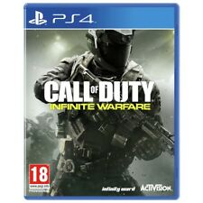 Call of Duty: Infinite Warfare - Sony PS4 - Pal - Brand New & Sealed