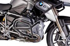 Defensas inferiores PUIG 7543N Negras para BMW R1200 GS 2014-2018