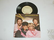 "BROTHERHOOD OF MAN - Lighning Flash - 1982 UK 2-track 7"" Vinyl Single"