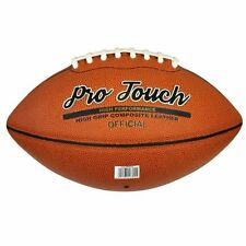 Midwest Pro Touch American Football Official Size Ball