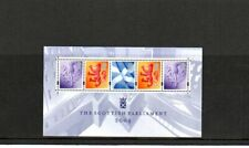 (#335) GB MNH 2004 MSS152 OPENING OF NEW SCOTTISH PARLIAMENT BUILDING