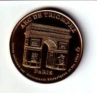 MÉDAILLE ARC DE TRIOMPHE 2001 - MONNAIE DE PARIS  - SPL++