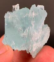 Etched AQUAMARINE Crystal From Shegar Valley,Skardu,Gilgit Baltistan,Pakistan