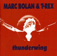 MARC BOLAN & T.REX - THUNDERWING CD ~ CHILDREN OF THE REVOLUTION ~ T REX *NEW*