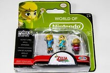WORLD OF NINTENDO MICRO ZELDA : OUTSET LINK - ARYLL - GRANDMA