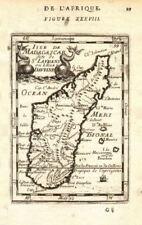 Madagascar. fort dauphin (Tolagnaro). maurice reunion. são lourenço carte de 1683