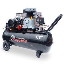 KnappWulf KW3300 Luftkompressor Druckluft Kompressor 100L Kessel 400V 10bar