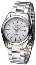Seiko 5 Automatic SNKL41J1 White Dial Stainless Steel Men's Watch