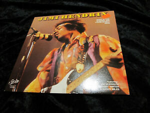 LP Jimi Hendrix, Jim Morrison,J.Winter,B.Miles  Rare ! Topbesetzung