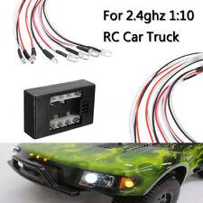 2 in 1 1/10 RC Model Car Super Bright LED Light Kit Brake + Headlight + Signal