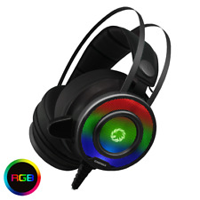 GameMax G200 Noise Cancelling Stereo Gaming Headset / LED Backlit Headphones