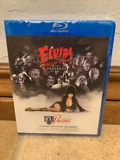 In Search of Darkness Elvira Edition Blu-ray Horror Movie Documentary 1 New