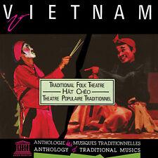 Various Artists - Vietnam: Hat Cheo-Traditional Folk Theatre [New CD]