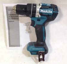 "Makita XPH12z NEW 18V LXT Li-Ion Brushless Cordless 1/2"" Hammer Driver Drill"