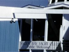 Vintage 1960s Super 8 Film Home Movie - SALTON SEA - SALTON BAY YACHT CLUB, etc