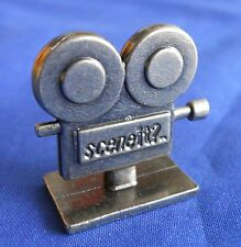 Scene It? Movie Edition Movie Projector Gunmetal Replacement Game Piece Token