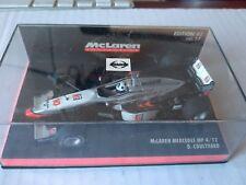FORMULE 1 MINICHAMPS MAC LAREN MERCEDES MP4/12 D. COULTHARD AU 1/43
