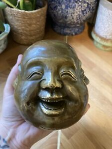 Vintage Four Faced Buddha - Chinese / Japanese? Marked