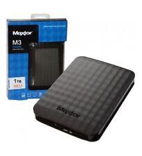 HARD DISK ESTERNO 2,5 USB 3.0 1TB - 2TB - 4TB MAXTOR M3 SAMSUNG USB HDD MEMORIA