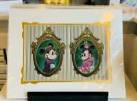 Disney WonderGround Mickey Mouse Year Of the Ear Deluxe Print John Coulter New