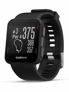 Garmin Approach S10 Golf Watch GPS (Black)