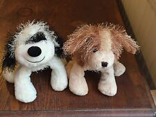 Webkinz Cheeky Dog & Cocker Spaniel Plush Stuffed Animals, No Code, EUC