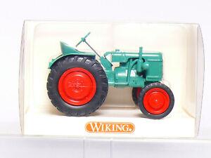 WIKING 877 39 35 Conduite Remorqueur Tracteur - 1:3 0 comme Neuf en Ovp