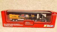 1993 Racing Champions 1:87 NASCAR Davey Allison Havoline Team Transporter b
