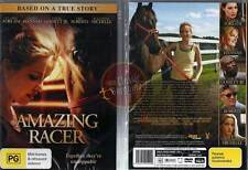 Amazing Racer NEW DVD Claire Forlani Daryl Hannah Eric Roberts Secretariat horse