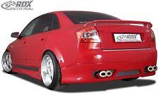 "Rear Bumper extension, Lip spoiler,Extension, AUDI A4-B6/8E sedan ""GT-Race"""