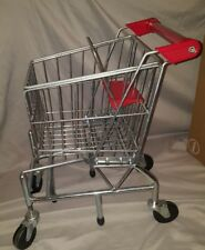 Melissa & Doug Shopping Cart Kids Pretend Play Metal Grocery Toy
