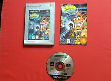 JUEGO COMPLETO CRASH LA VENGANZA DE CORTEX PS2 PLATINUM
