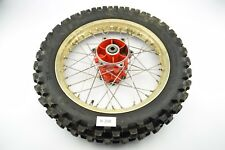 Aprilia RX 125 FD año 1994-rueda trasera rueda llanta trasera *