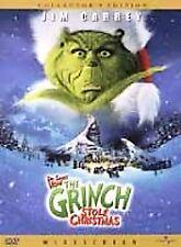 Dr. Seuss' How the Grinch Stole Christmas Dvd Ron Howard(Dir) 2000