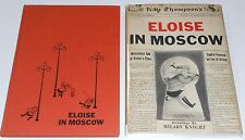 1959 ELOISE IN MOSCOW 1st ed/prtg in DJ