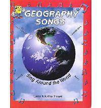 Homeschool Geography with CD & HistoricalMaps Grades K-12 Sing Around the World