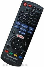 New Panasonic N2QAYB001023 Remote Control for DMP-BDT270, DMP-BDT271 - US Seller