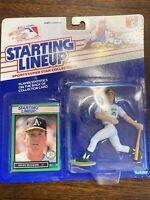 ⚾️ 1989 STARTING LINEUP - SLU - MLB - MARK McGWIRE - OAKLAND ATHLETICS - 1