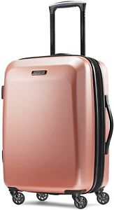 """American Tourister Hardside Expandable Luggage with Spinner Wheels Carry On 21"""""""