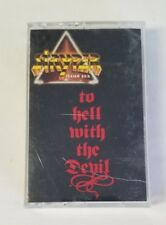 To Hell with the Devil by Stryper (Cassette, Jul-1991, Hollywood)