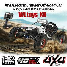 WLtoys XK 12429 1:12 40 km / h 4WD 2,4G RC Auto Off-Road Car mit Scheinwerfer