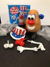 Hasbro Playskool RARE MR. POTATO HEAD An American Classic TOY SET 2001!