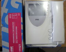 "URMET DOMUS 1715/1 Arco videocitofono 4,5"" monitor b/n parete piatto 1NBD6B"