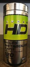 Cellucor Super HD 4th Gen 120 Caps *New* Factory Sealed Fast Shipping