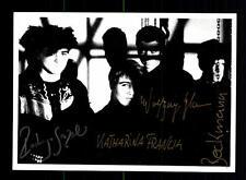 Rainbirds Autogrammkarte Original Signiert ## BC 75310