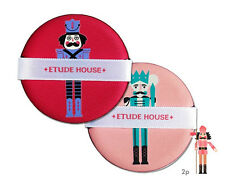 *ETUDE HOUSE* My Little Nut My Beauty Tool Slim Air Purff SET (2p) - Korea