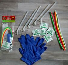 Ultimate Expanding Insulation Sealant Straw Bundle - Great Stuff Foam Nozzles I