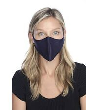 PJ Harlow Face Mask, Navy, Large,  Fits Most Adults