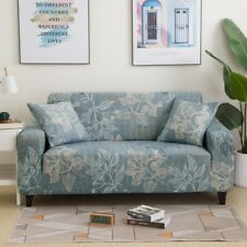 Floral 1 2 3 4 Seater Slipcover Stretch Chair Sofa Couch Cover Elastic Protector
